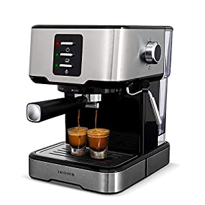 IKOHS Cafetera Express Barismatic – Cafetera Automática Espress