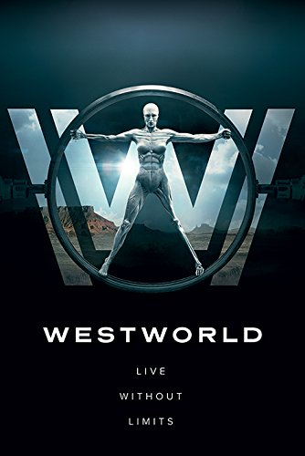 Westworld Poster Live Without Limits (61cm x 91,5cm)