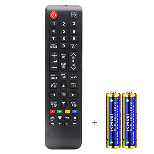 Universelle Fernbedienung für Samsung Smart TV Kompatibel Alle Modelle LCD LED 3D HDTV BN59-01175N BN59-01199F AA59-00786A