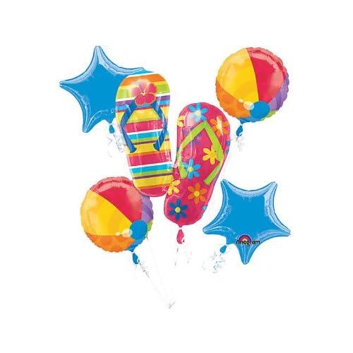 cbbe1b0ba Mayflower Products Flip Flops Balloon Bouquet