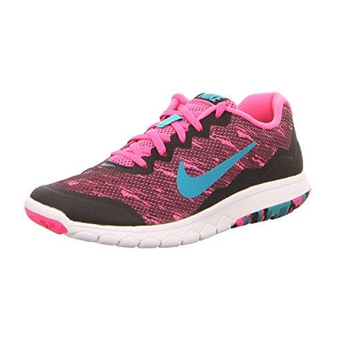 Nike Flex 2014 Rn 642791-017 - Zapatillas de deporte para hombre, color Rosa, talla 37 EU