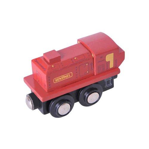 Bigjigs Rail Sentinel Engine