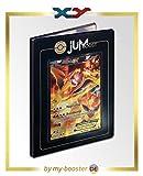 Glurak-EX (Charizard-EX) XY121 Jumbo - Jumboost X XY - Portafolio A4 - Almacenamiento 180 Cartas
