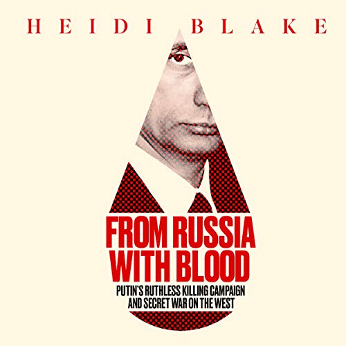 From Russia with Blood audiobook cover art