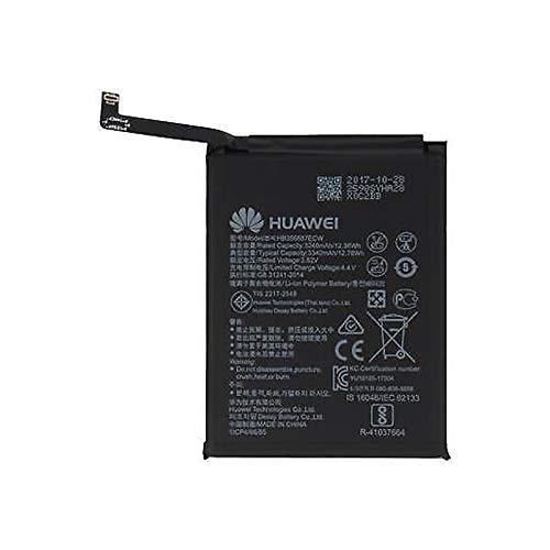 Mr Cartridge Batteria di Ricambio per Huawei Mate 10 Lite RNE-L01 L21 HB356687ECW 3240mah