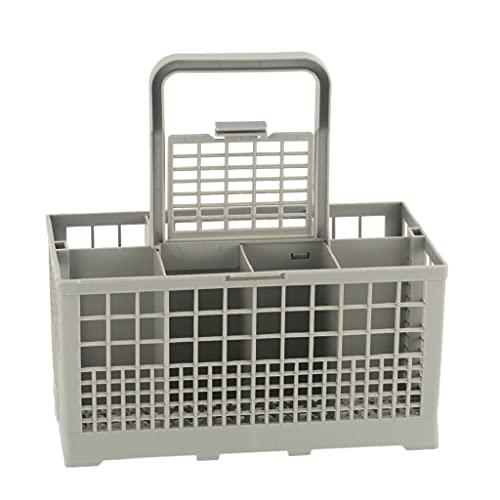 ZHUSHI Caja de Almacenamiento para lavavajillas Cesta para Cubiertos General Caja de Almacenamiento Ayuda de Cocina Pieza de Repuesto Cuenco Almacenamiento de vajilla