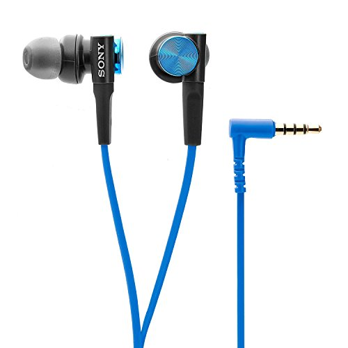 Sony MDR-XB50AP/L Extra Bass Earbud Headset (Renewed)