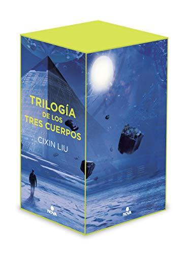 Trilogía de los Tres Cuerpos: Estuche con: El problema de los tres cuerpos | El bosque oscuro | El fin de la muerte: 608001 (Nova)
