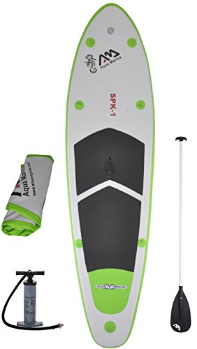 Inflatable SUP Stand Up Paddle Board and 3PC w/ Paddle 9' 9'
