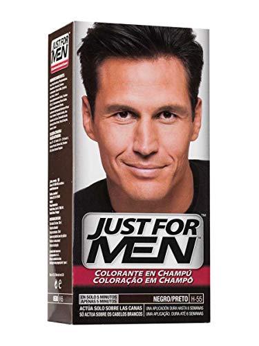 JUST FOR MEN tinte para hombre Negro caja 1 ud