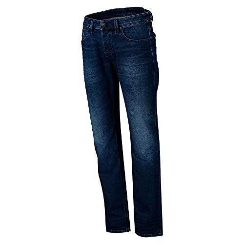 Diesel Herren Larkee-X L.32 Pantaloni Jeans, 01 Blue Denim, 30