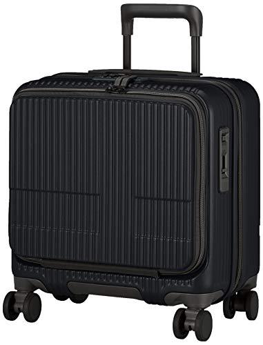 [イノベーター] スーツケース 機内持ち込み 横型 多機能モデル INV20 保証付 43 cm 3kg マッドブラック