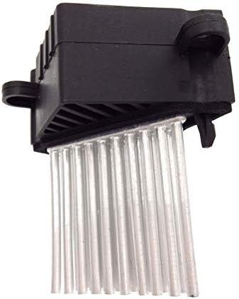 Resistencia del soplador del calentador 64116923204 64116929580 coche eléctrico del ventilador del calentador del motor del ventilador Resistencia for BMW E46 E39 E83 E53 X5 X3 M5 3/5 Serie 6411836417