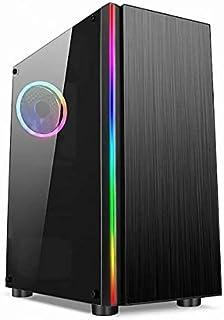 Computador Gamer Vulcano II 7130 AMD Athlon 3000G, 8GB, SSD 240GB, 400W, Gigabyte A320M-S2H - NTC