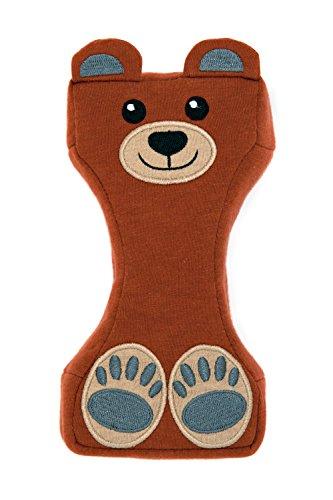Titty Bear: Anti-Falten Dekolleté Schlaf Kissen Pad für verbessertes Hautbild und ein faltenfreien Busen