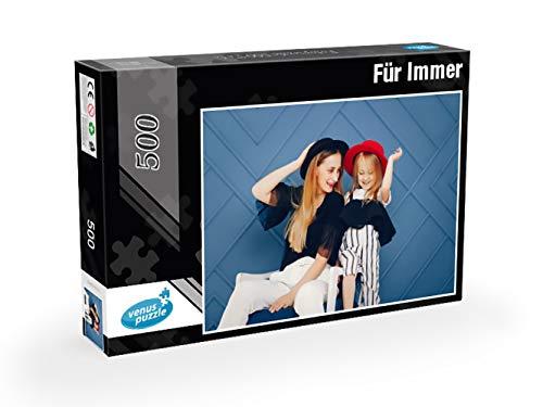 Puzzle von eigenem Foto, Fotopuzzle 500, 1000, 2000 Teile, Individuelles Puzzle mit eigenem Foto, Persönliches Puzzle (1000 Teile)