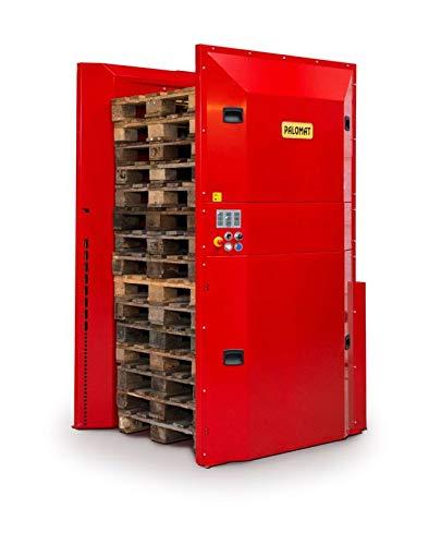 PALOMAT® Up to 5 / Strom = Plug + Play AUTOMAGAZIN für 15 Industriepaletten 5er Handling ** Verpackungseinheit: 1 Stück **