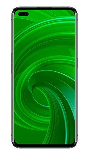 "Realme X50 PRO – Smartphone de 6.44"", 8 GB RAM + 128 GB ROM, procesador OctaCore Qualcomm Snapdragon 865 5G, cuádruple cámara AI 64MP, Dual Sim, Moss Green"
