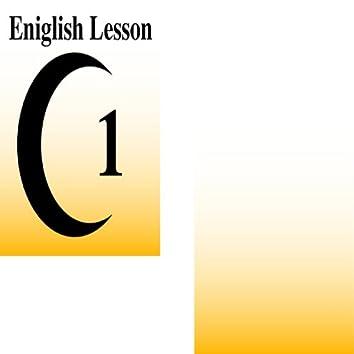 English Lesson C1