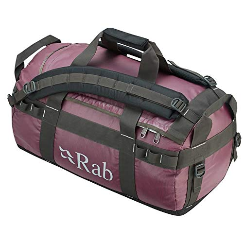 Rab Men's Kitbag Duffel Bag, Red, 55 x 32 x 31 cm/50 Litre