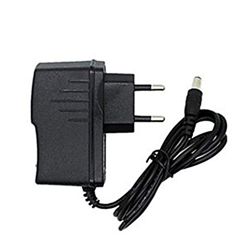 KLOVA 12V 1A 2A 3A 4A 5A 6A 8A 10A AC/DC Adaptador Interruptor Cargador de Fuente de alimentación para Tiras de luz LED Enrutador CCTV 5.5x2.1-2.5mm Conector Macho US/UK/EU/AU Plug