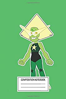Notebook: New Form Peridot , Journal for Writing, Size 6
