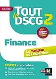 Tout le DSCG 2 - Finance - Révision et entraînement