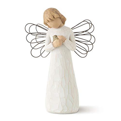 Willow Tree 26020 Figur Engel der Heilung, 3,8 x 3,8 x 12,7 cm