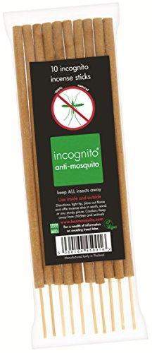 Incognito Anti-Mosquito Incense Sticks 10sticks.