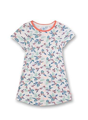 Sanetta Mädchen Nachthemd Sleepshirt 232465, Beige (beige 1427) 116
