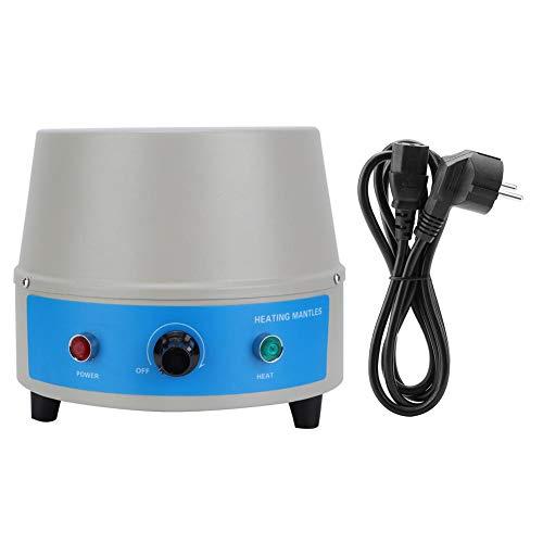 250 ml Elektrische Digitale Rührheizung Mantel Werkzeug Temperaturregler Konstante Temperatur Elektrische Heizmanschette(EU plug)