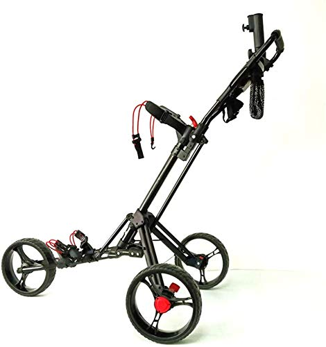 Carro de Golf Manual Tres Ruedas Marca Trolley
