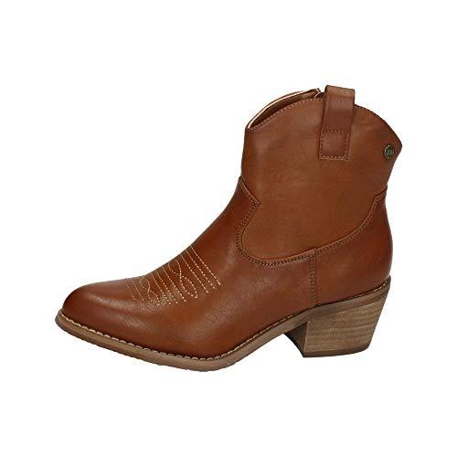 XTI 49484 Botin Cowboy Mujer Botines