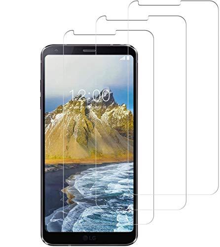 SNUNGPHIR Cristal Templado Compatible para LG G6, [3 Piezas] [Alta Definición] [9H...