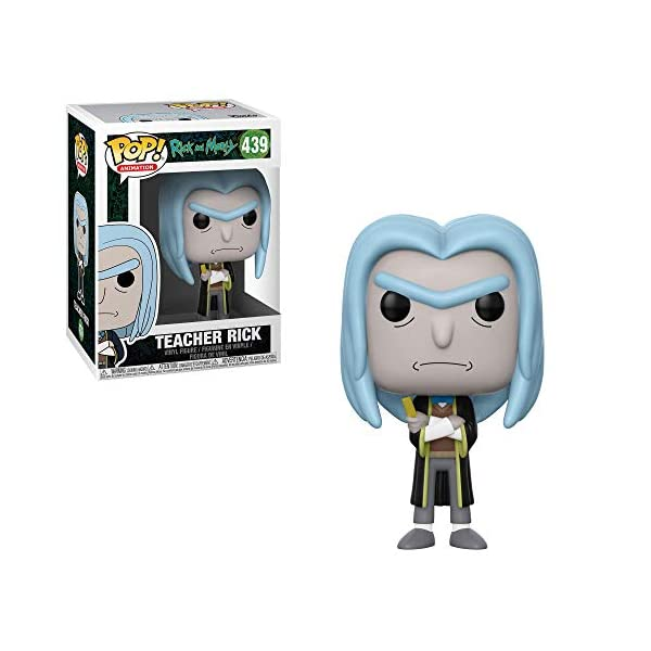 Funko Pop Rick Profesor (Rick & Morty 439) Funko Pop Rick & Morty