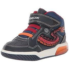 Geox-J-Inek-Boy-E-Zapatillas-Altas-para-Nios