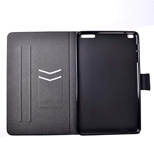 LMFULM® Hülle für Huawei MediaPad T1 10.0 / T1-A21W (9,6 Zoll) PU Leder Ultra Dünn Magnet Lederhülle Stern Traumfänger Muster Standfunktion Tasche Schutzhülle für Huawei T1 10.0 - 4