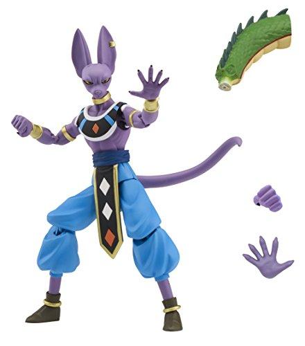 Bandai Dragon Ball Super Dragon Stars Series Beerus Action Figure