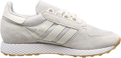 adidas Herren Forest Grove Fitnessschuhe, Weiß (Blanco 000), 45 1/3 EU (10.5 UK)