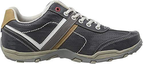 Mustang Herren 4027-310-200 Sneaker, Grau (200 stein), 43 EU