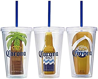 Corona Always Summer Cold Cup Gift Set (Set of 3)