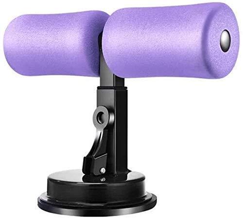 BSJZ Equipo Ajustable Auxiliar para Abdominales autocebantes portátiles para Entrenamiento Estiramiento Cintura Abdominal Cintura Brazo Pierna extensión
