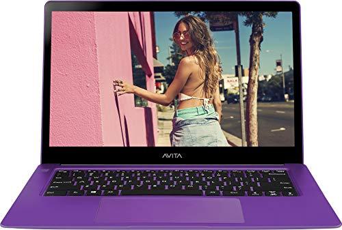 AVITA LIBER NS13A1IN014P 13.3-inch FHD Ultra Slim & Light (Core i5-7th Gen/8GB/512GB SSD/Windows 10 Home/Integrated Graphics/1.37 kg), Avita Purple