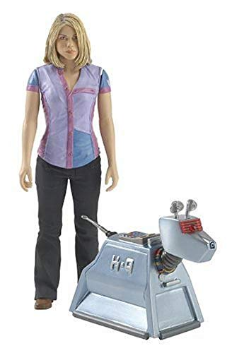 Character Options Doctor Who 5 Action Figure - Rose & K9