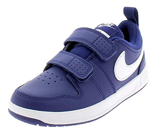 Nike Pico 5 (PSV) Sneaker, Blau (Deep Royal Blue/White 400), 35 EU