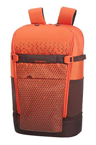 Samsonite Hexa-Packs - Laptop Backpack Large - Travel Rucksack, 50 cm, 22 Liter, Orange Print