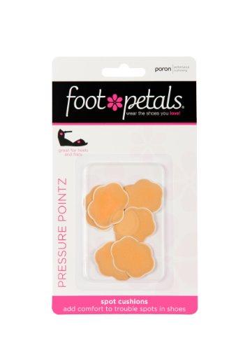 Pressure Pointz - Cuscinetti comfort per scarpe, colore: Beige