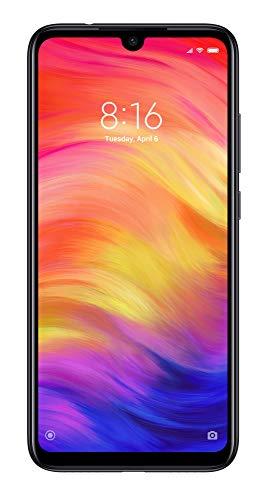 Xiaomi Redmi Note 7 16 cm (6.3') 4 GB 64 GB Ranura híbrida Dual SIM 4G Negro 4000 mAh - Smartphone (16 cm (6.3'), 4 GB, 64 GB, 48 MP, Android 9.0, Negro)