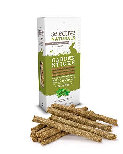 Supreme Petfoods Selective Naturals Garden Sticks 60g brown 6