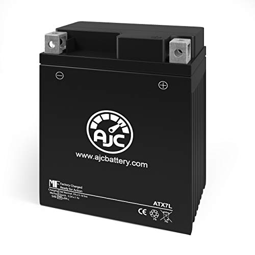 Yamaha YZF-R3 321CC Motorcycle Replacement Battery (2015-2017) - This is an AJC Brand Replacement